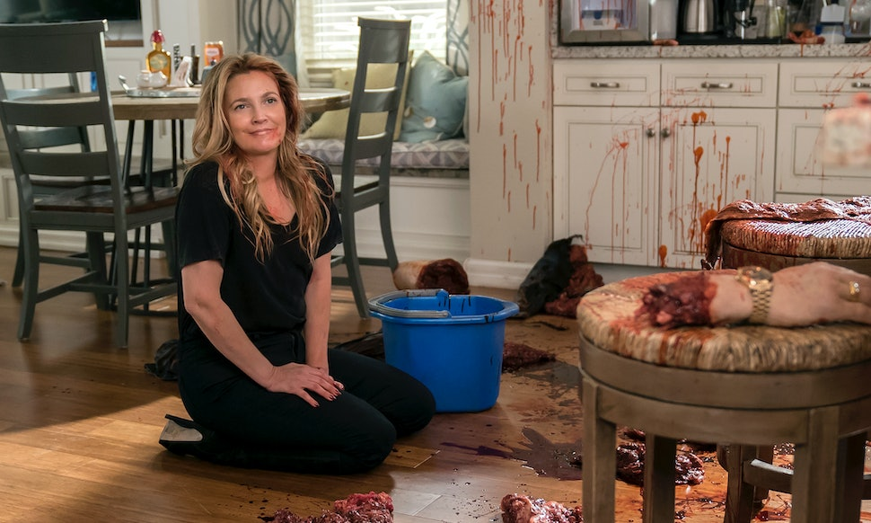 What's The Red Ball In 'Santa Clarita Diet'? Mr. Ball Legs Could Be The Key  To Unlocking The Virus
