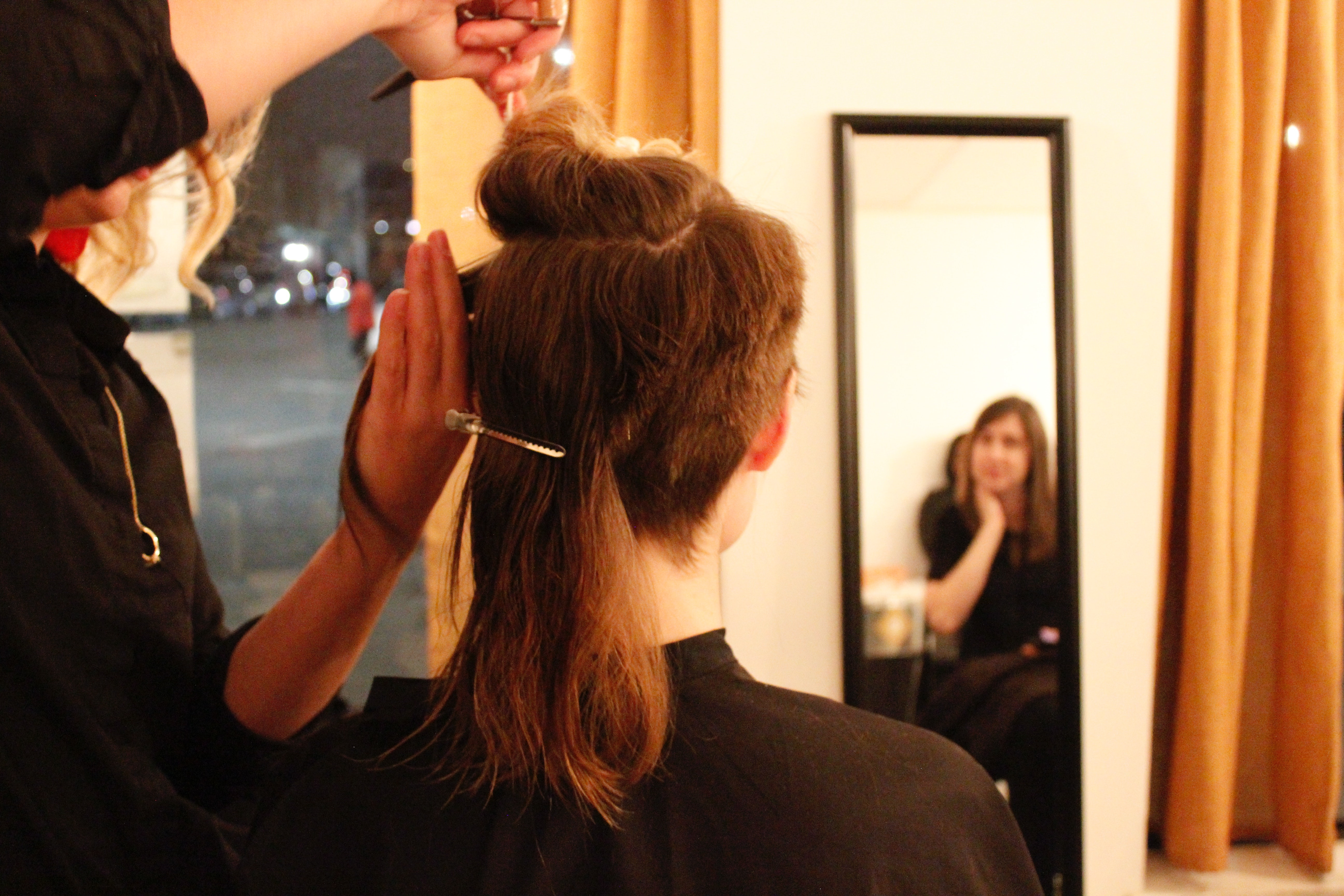 I Spent 10 Hours Watching Women Get Short Haircuts & It Changed