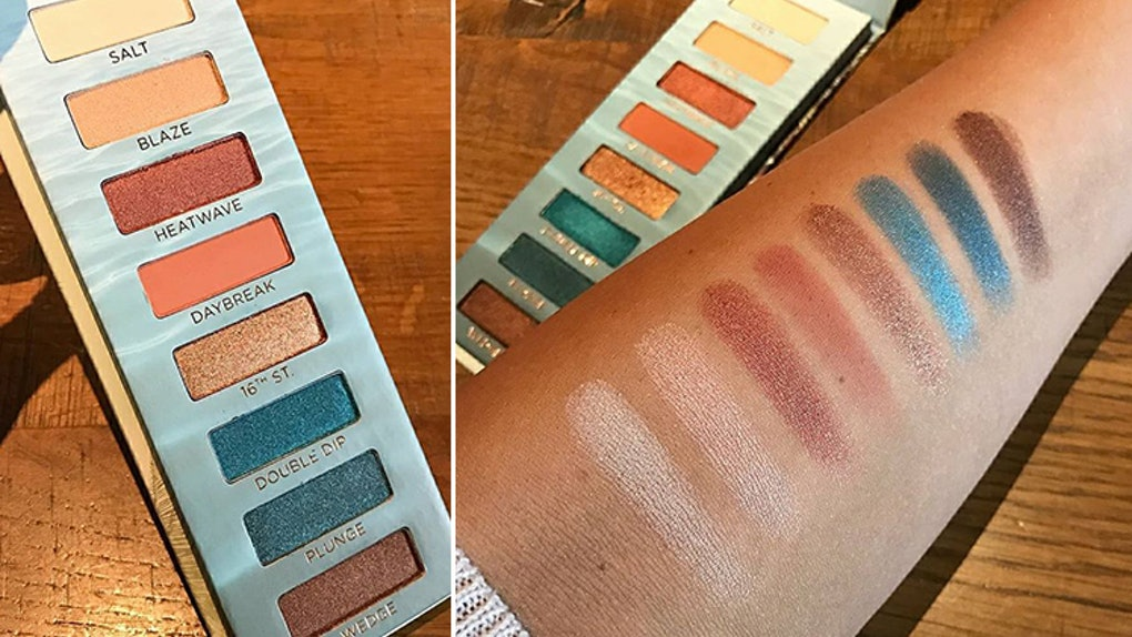 Beached Eyeshadow Palette by Urban Decay #9