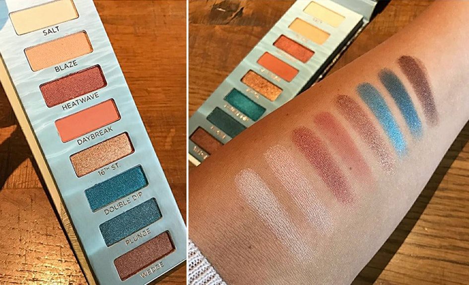 Beached Eyeshadow Palette by Urban Decay #11