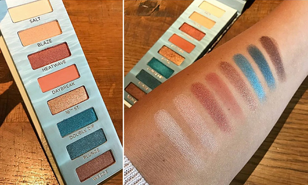 Beached Eyeshadow Palette by Urban Decay #8
