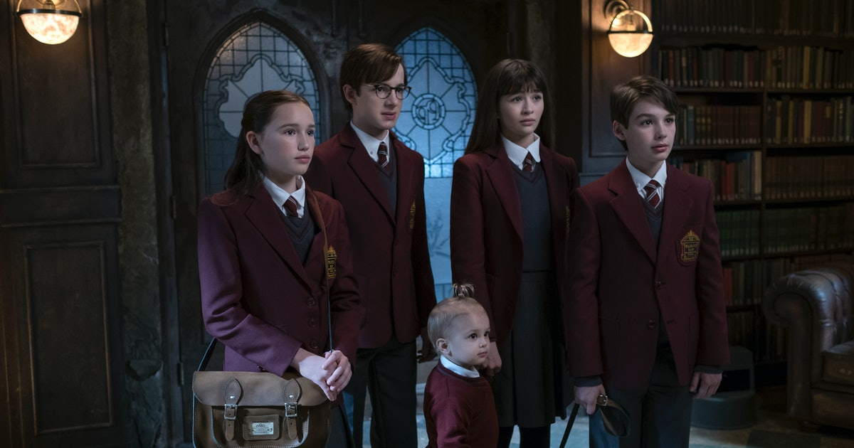 What Happens To The Quagmires In 'A Series Of Unfortunate Events'? The Books Don't Treat Them Kindly