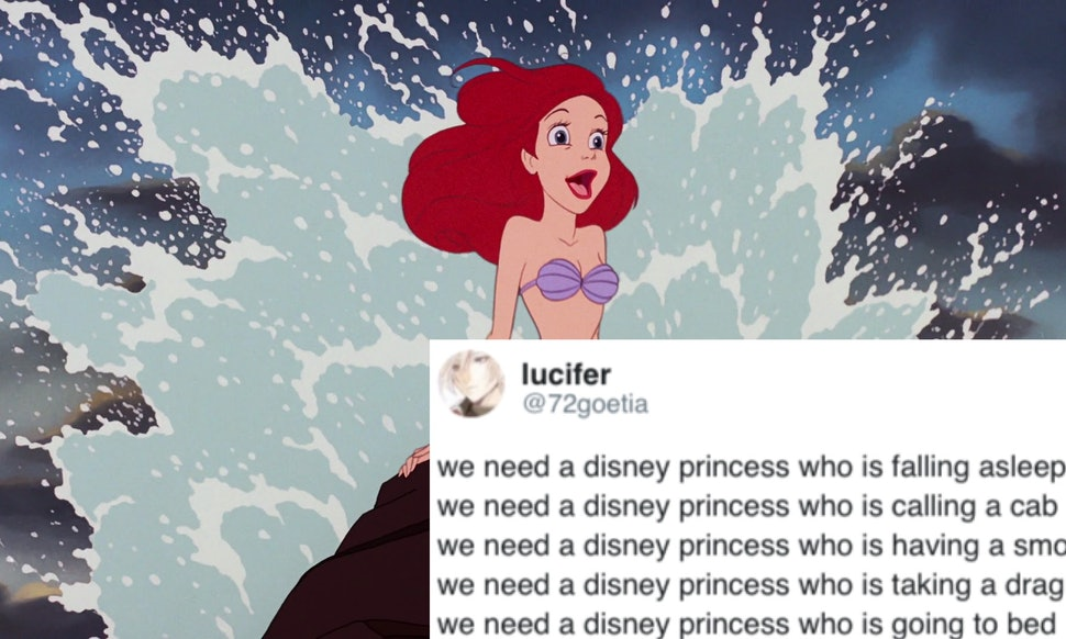 The Best We Need A Disney Princess Who Memes Tweets To Grace Our