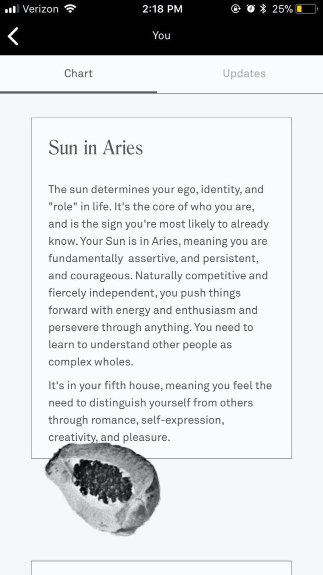 The Co Star Astrology App Uses Data From Nasa Input From