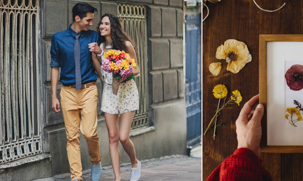 8 DIY Dried Flower Crafts That\'ll Make That Special Bouquet From Bae ...