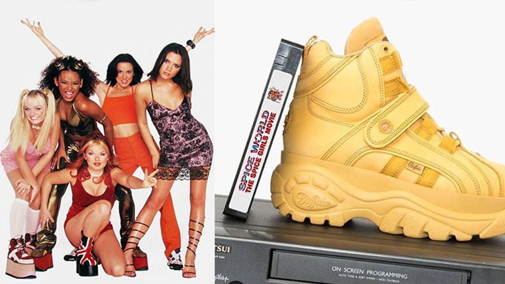 60fd92661e23 Spice Girls Shoes Are Now Available In The USA