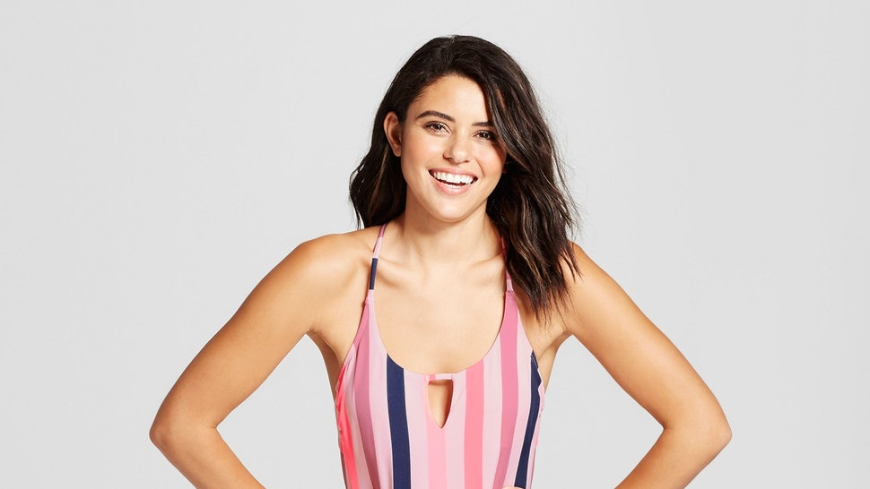 8eedbf1d5ff78 Target s New Swimsuit Line Is BOGO 50% Off Right Now