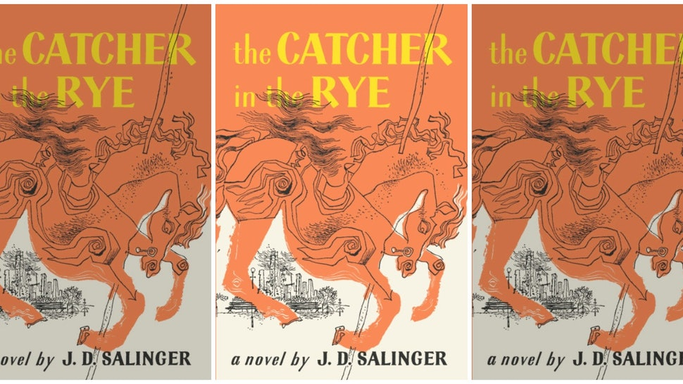I Re-Read 'Catcher In The Rye' As An Adult — And Discovered