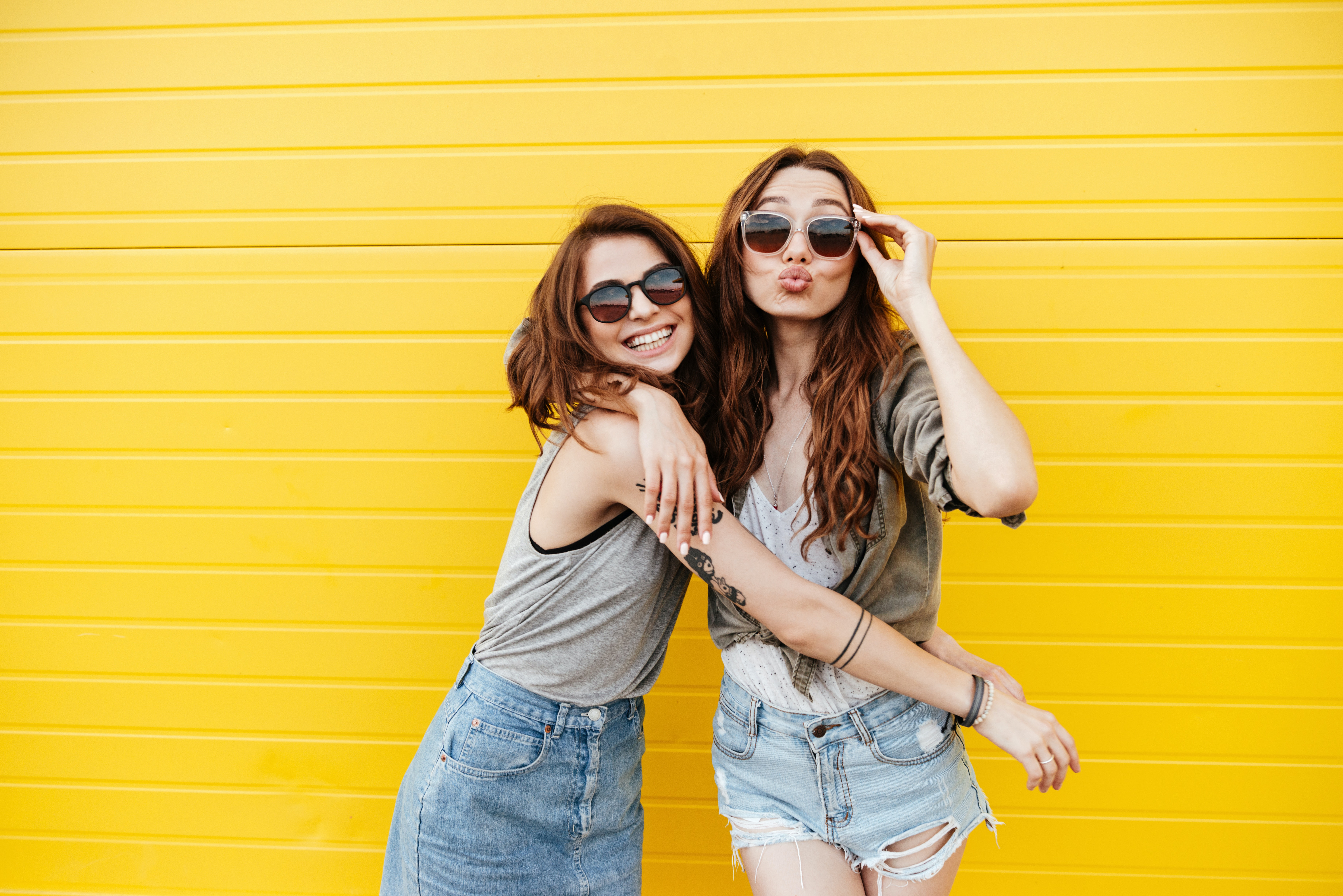 The Quality That Makes You A Good Friend, According To Your