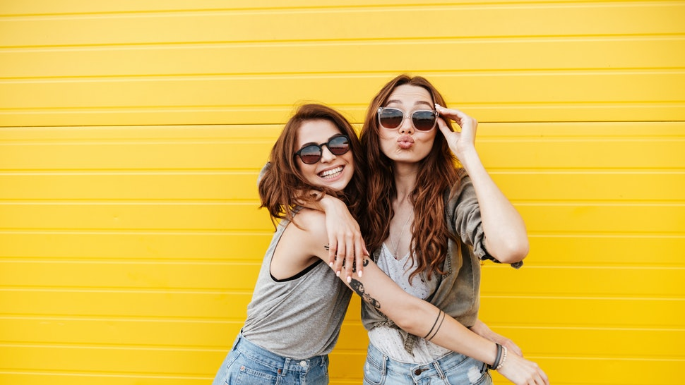 The Quality That Makes You A Good Friend, According To Your Myers
