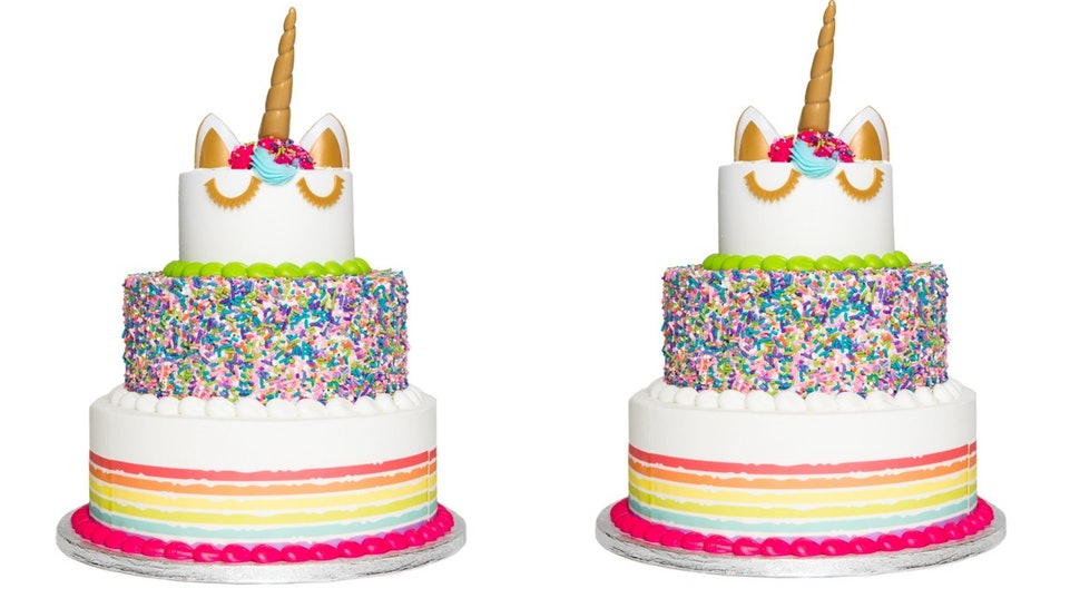 This 3 Tier Unicorn Cake At Sams Club Costs Less Than 70 Feeds A Whopping 66 People
