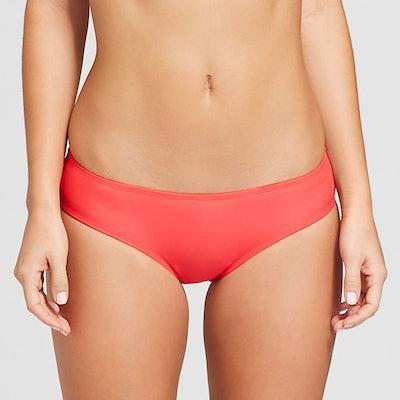 Xhilaration Fruit Punch Cheeky Wide Side Hipster Bikini Bottom