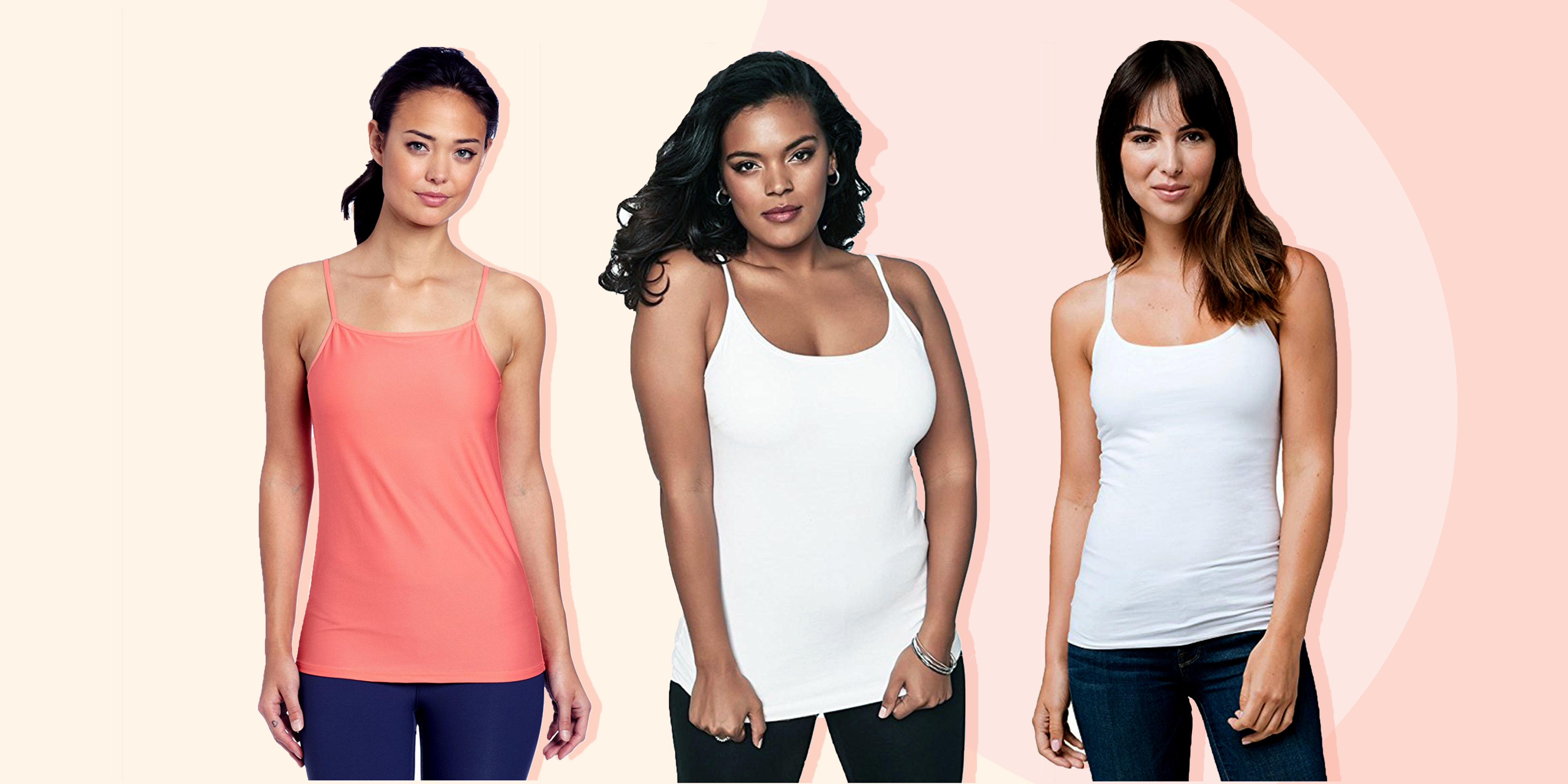 010efa82137 The 7 Best Camisoles With Built-In Bras