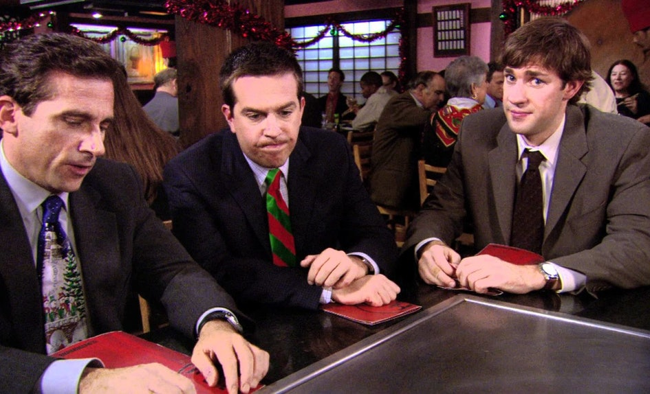 john krasinski wants a the office christmas special reunion we need it to happen - The Office Christmas