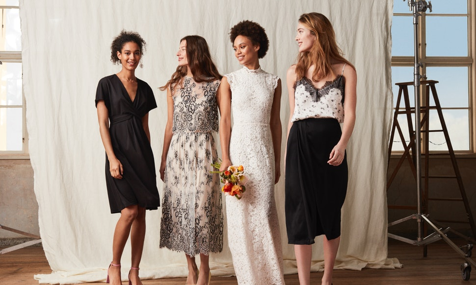 H&M\'s Wedding Shop Includes Actual Wedding Dresses & They Are ...
