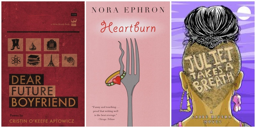 7 Books About Breakups And Heartbreak To Read When You Need A Little