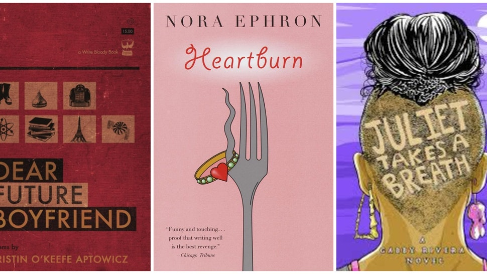 7 Books About Breakups And Heartbreak To Read When You Need