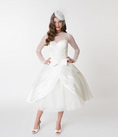 Beautiful Bride Wedding Dress