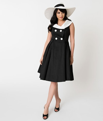 After Five Swing Dress