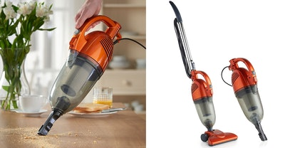 VonHaus 2 in 1 Vacuum Cleaner and Handheld Vacuum