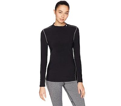 Starter Women's Long Sleeve Compression T-Shirt