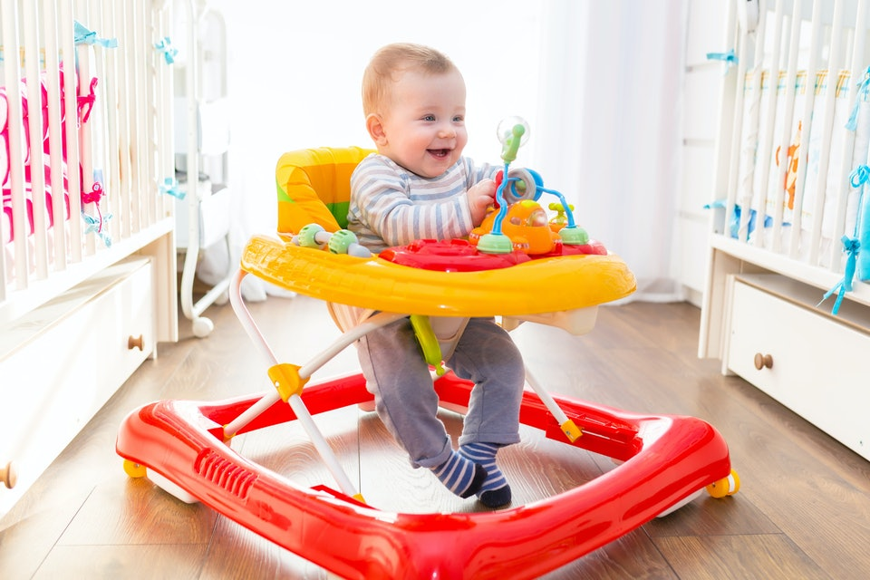 Are Walkers Bad For Babies Experts Say There Are Better Options