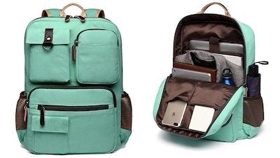 CAMPTOP Canvas Laptop Backpack