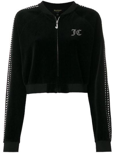 Embellished Cropped Jacket