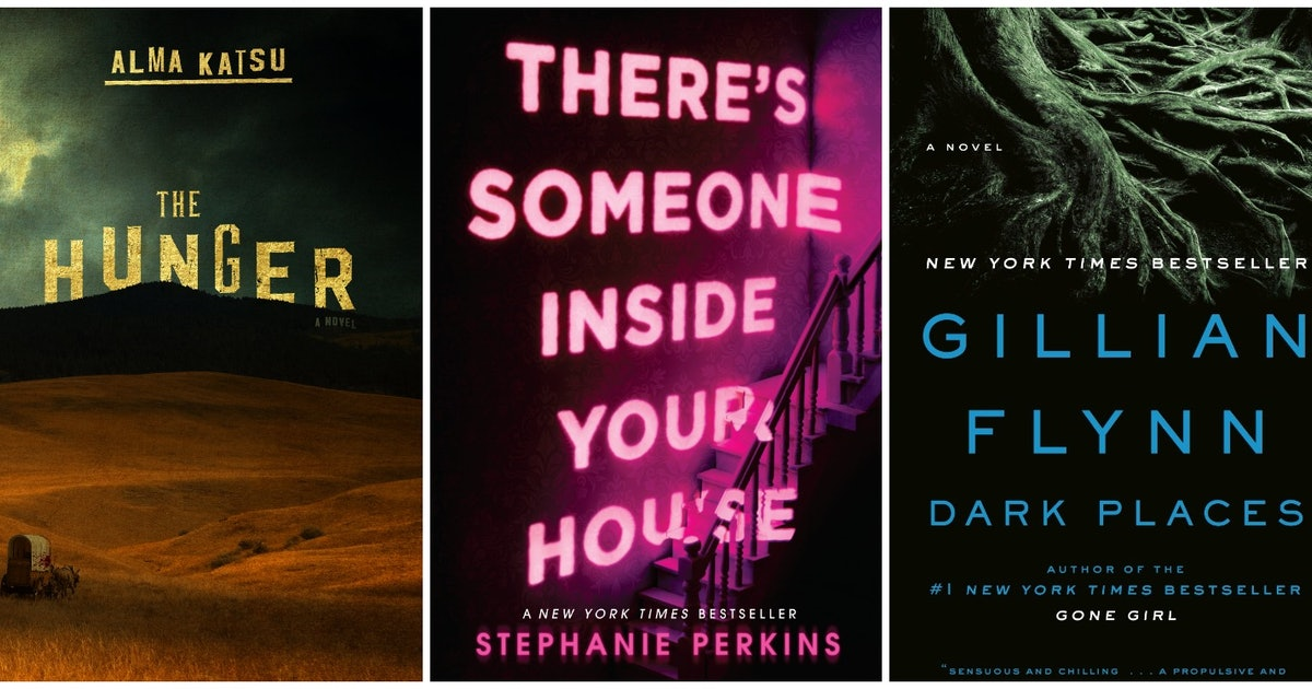 What's The Scariest Book Set In Your State? Here Are All 50 Answers