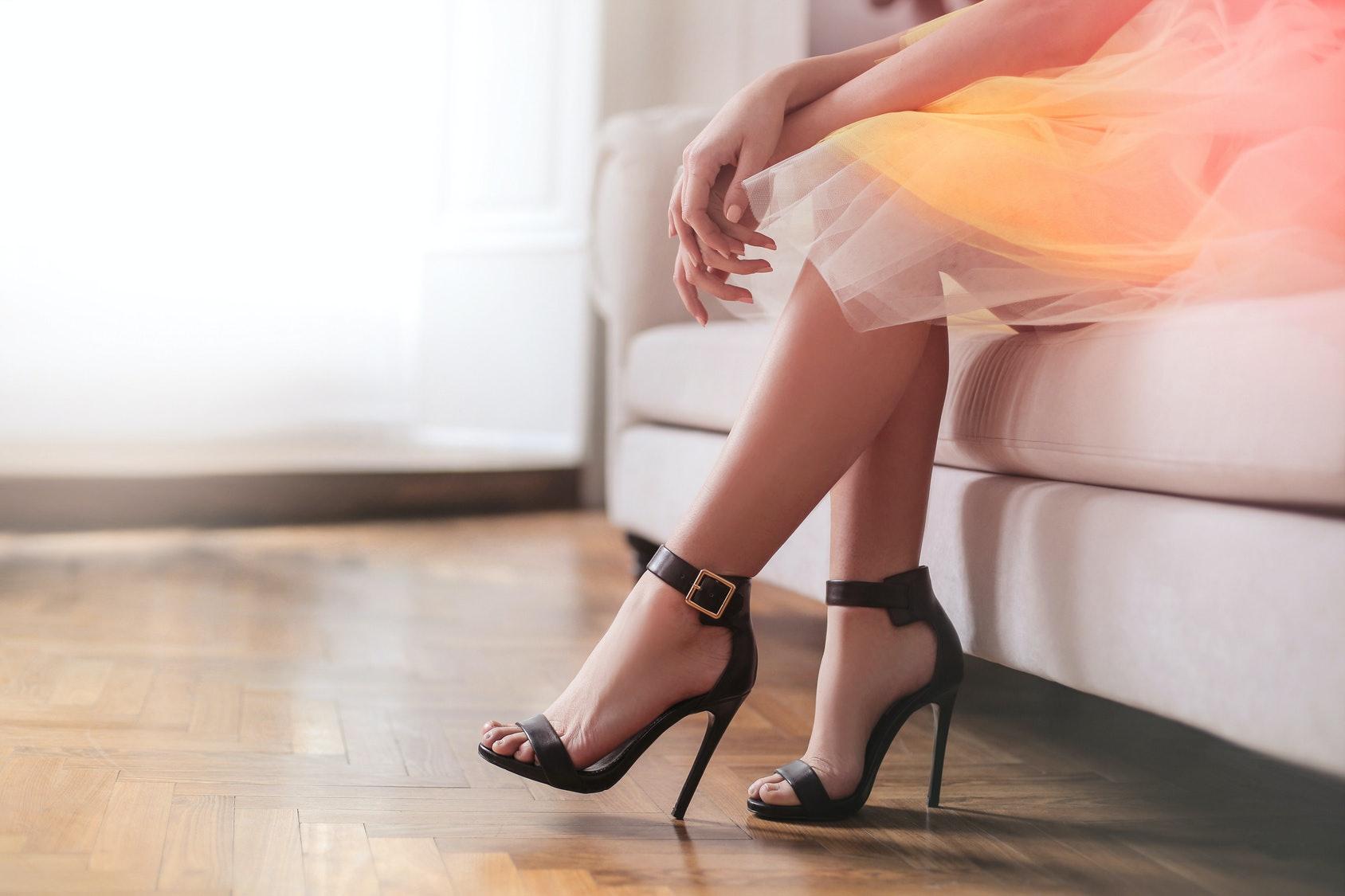 Taller heels dating