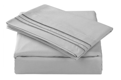 TasteLife Brushed Hypoallergenic Microfiber Bed Sheets