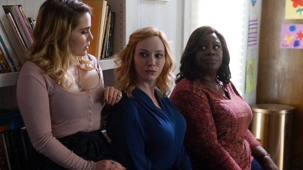 Annie's Assault On 'Good Girls' Ended In A Revenge Scene