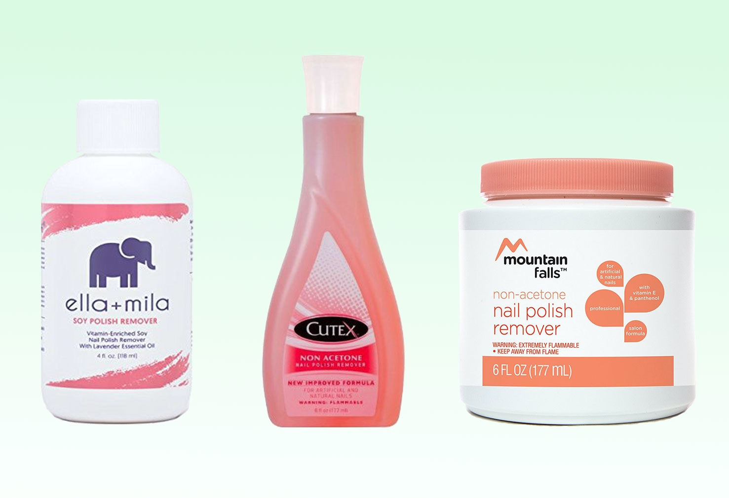 The 4 Best Non-Acetone Nail Polish Remover