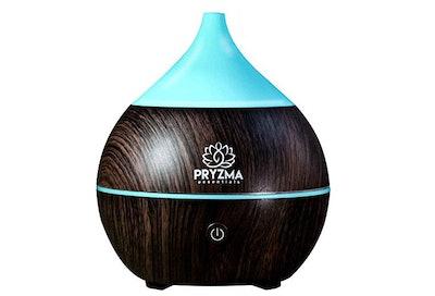 Pryzma Essentials Bluetooth Speaker Aromatherapy Essential Oil Diffuser