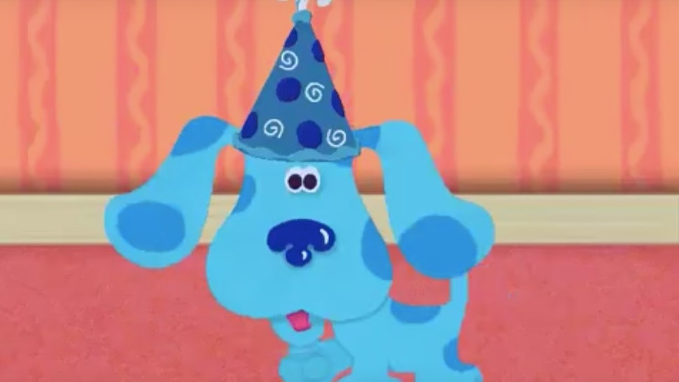 Blue's Clues' Is Returning To Nickelodeon, But It Won't Look Exactly