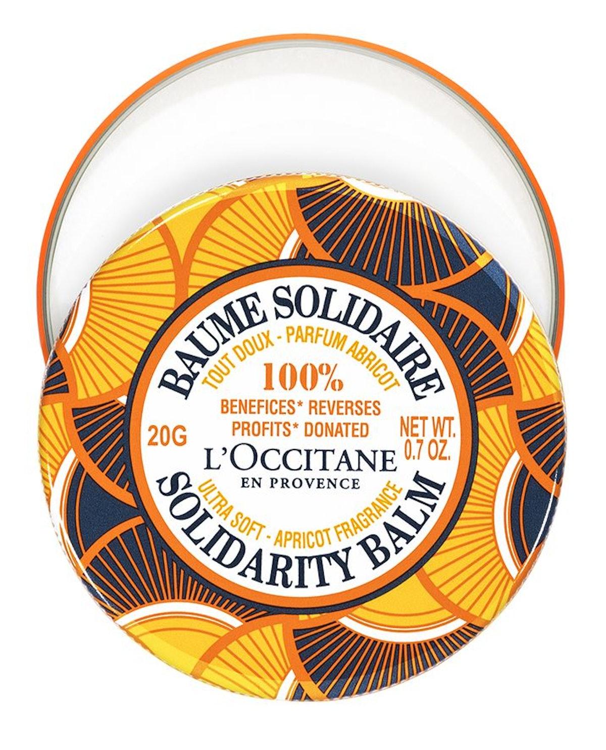 Apricot Fragrance Ultra Soft Solidarity Balm
