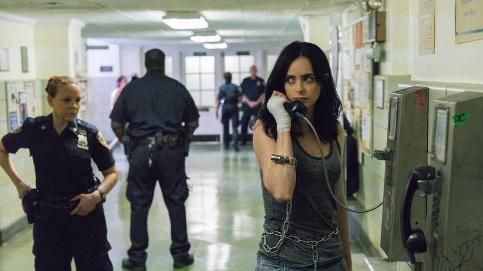 The Marvel Easter Eggs In 'Jessica Jones' Season 2 Include An