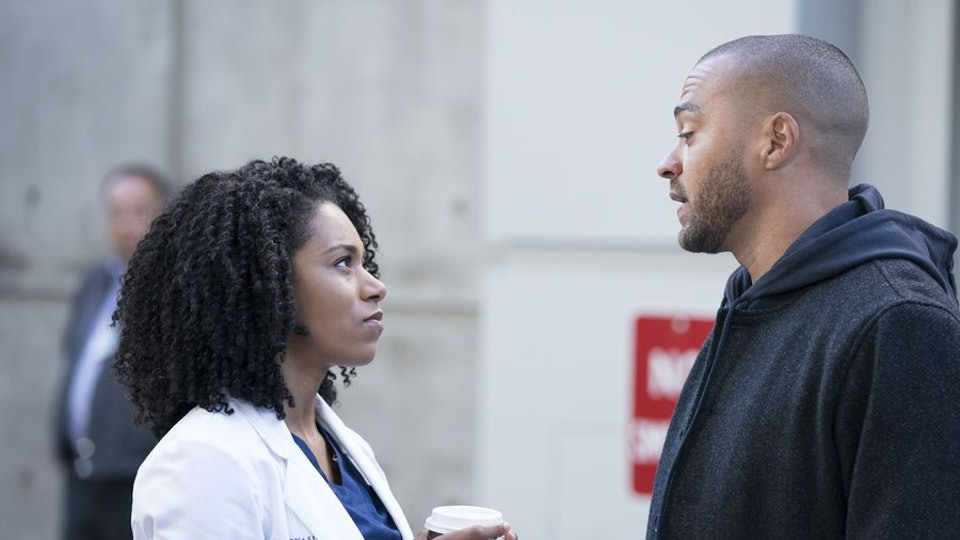 Who Is Maggie\'s Boyfriend On \'Grey\'s Anatomy\'? Clive Johnson Could ...