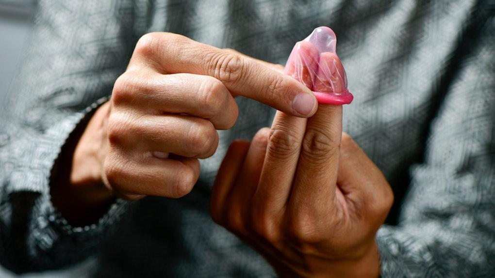 papillomavirus infection condom