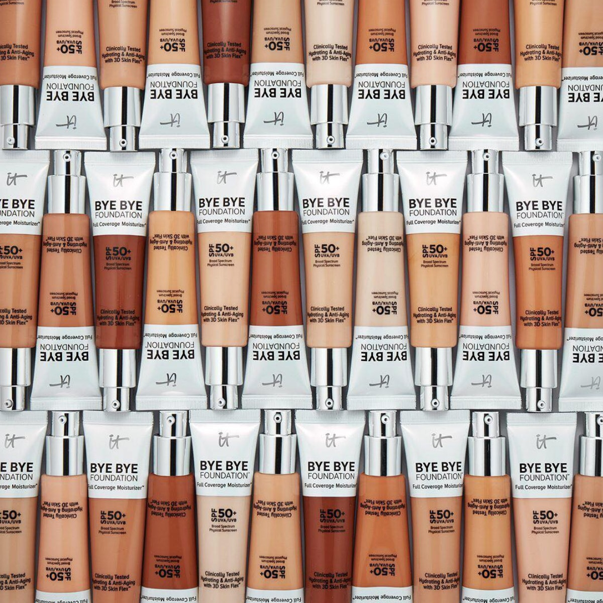 Tinted Moisturizer Vs. Foundation: IT Cosmetics Bye Bye Foundation Does Both Better Than Most