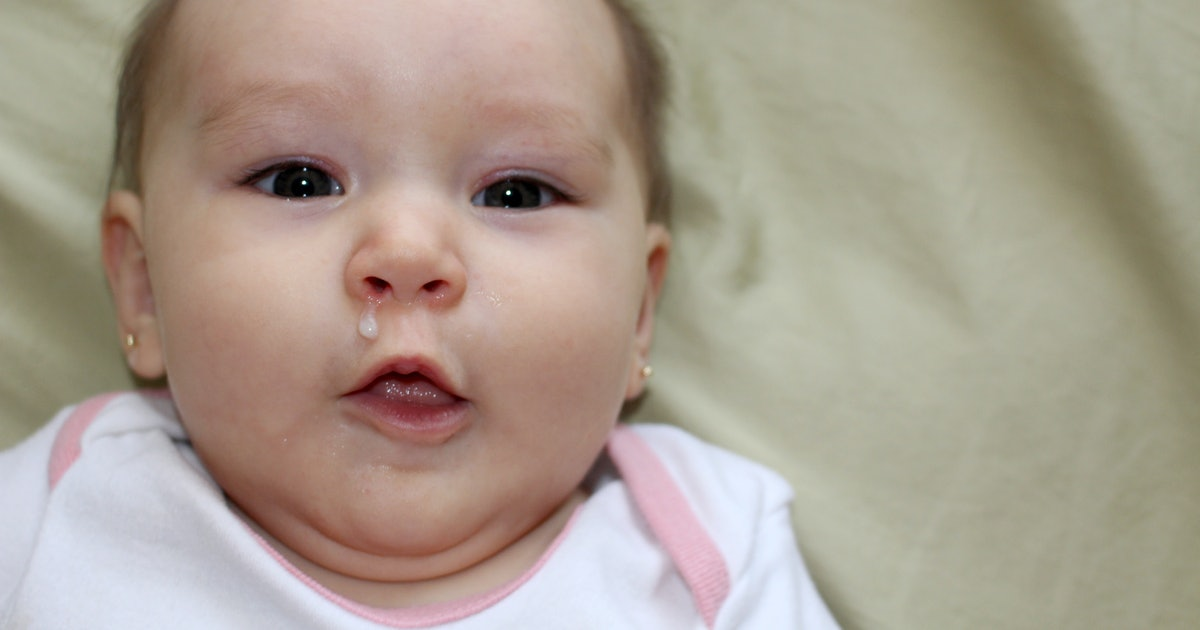 6 Things You Should Never Do To Clear Your Baby S Stuffy