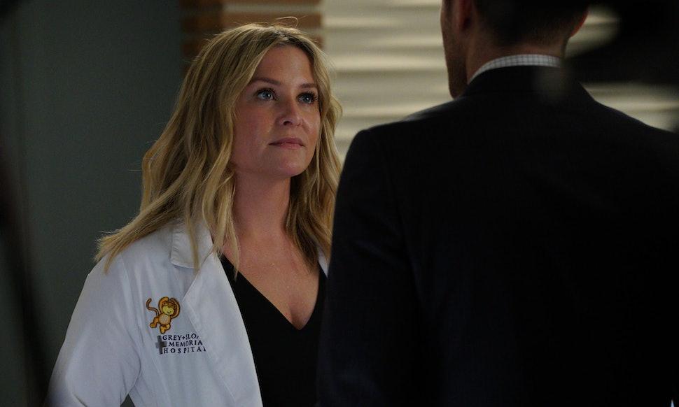 When Is Jessica Capshaw\'s Last Episode Of \'Grey\'s Anatomy\'? Arizona ...