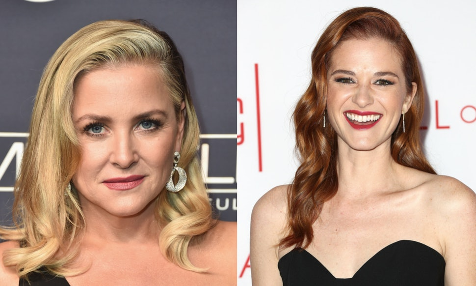Why Are Jessica Capshaw Sarah Drew Leaving Greys Anatomy Fans