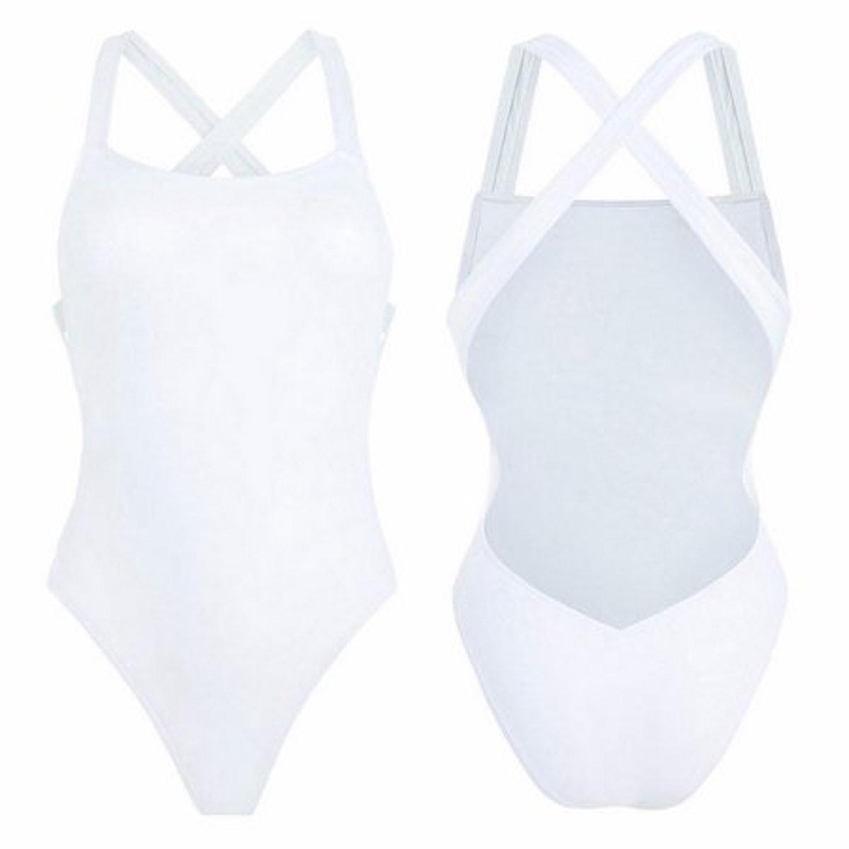 CROSS1946 Sexy Women Monokini Swimsuits One Piece Bathing Backless Bikini