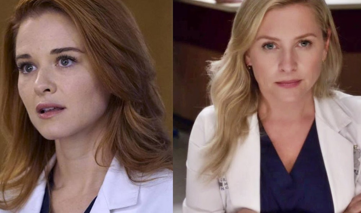When April & Arizona Leave 'Grey's Anatomy' Will Be A Tearful Moment For Longtime Fans