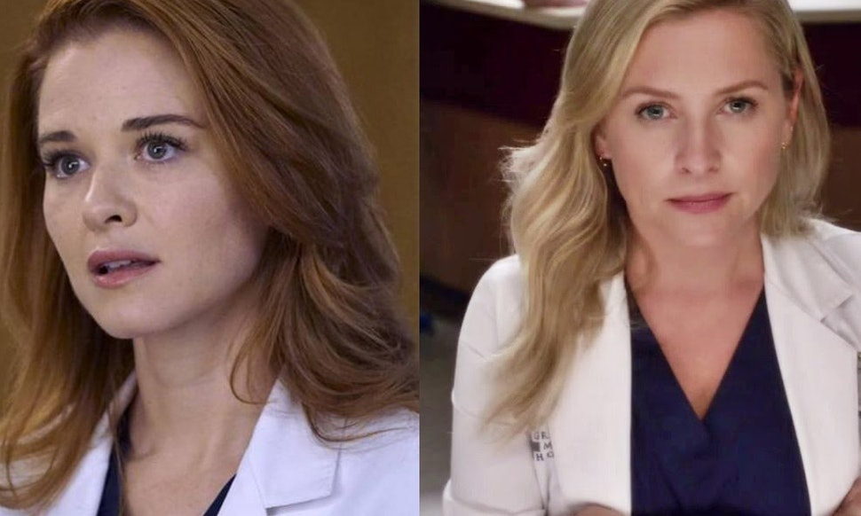 When April & Arizona Leave \'Grey\'s Anatomy\' Will Be A Tearful Moment ...