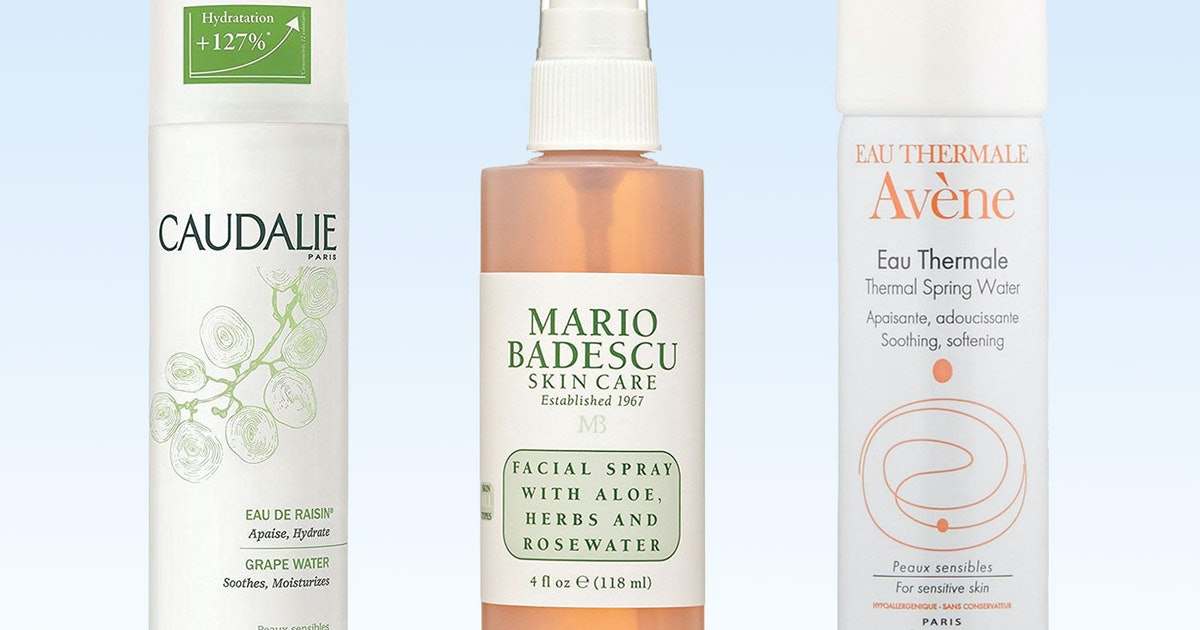 The 5 Best Hydrating Face Mists
