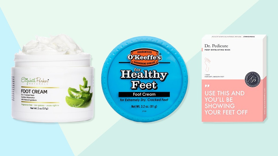 The Best Moisturizers For Dry Feet a79e9fdfe1