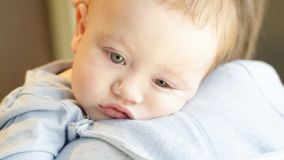 what is stomach flu in babies