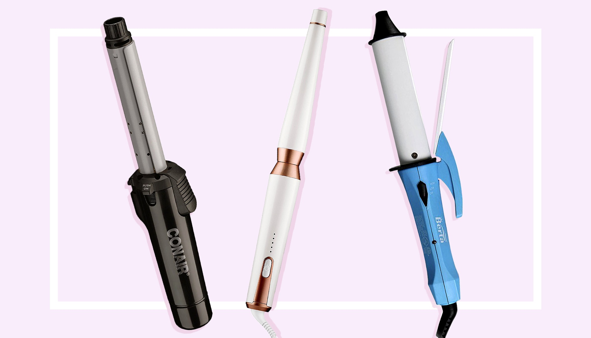 The 5 Best Travel Curling Irons Hair Curler